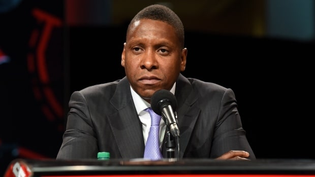 Raptors' Ujiri Vows To Fight For Wrongly Accused After Personal Encounter
