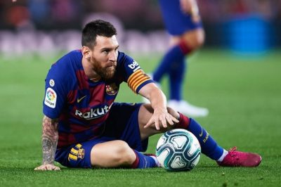 Messi Should Take The Blame For Barcelona's Loss To PSG - Okunowo