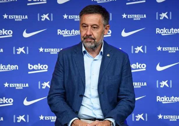Ex-Barcelona President Bartomeu Arrested