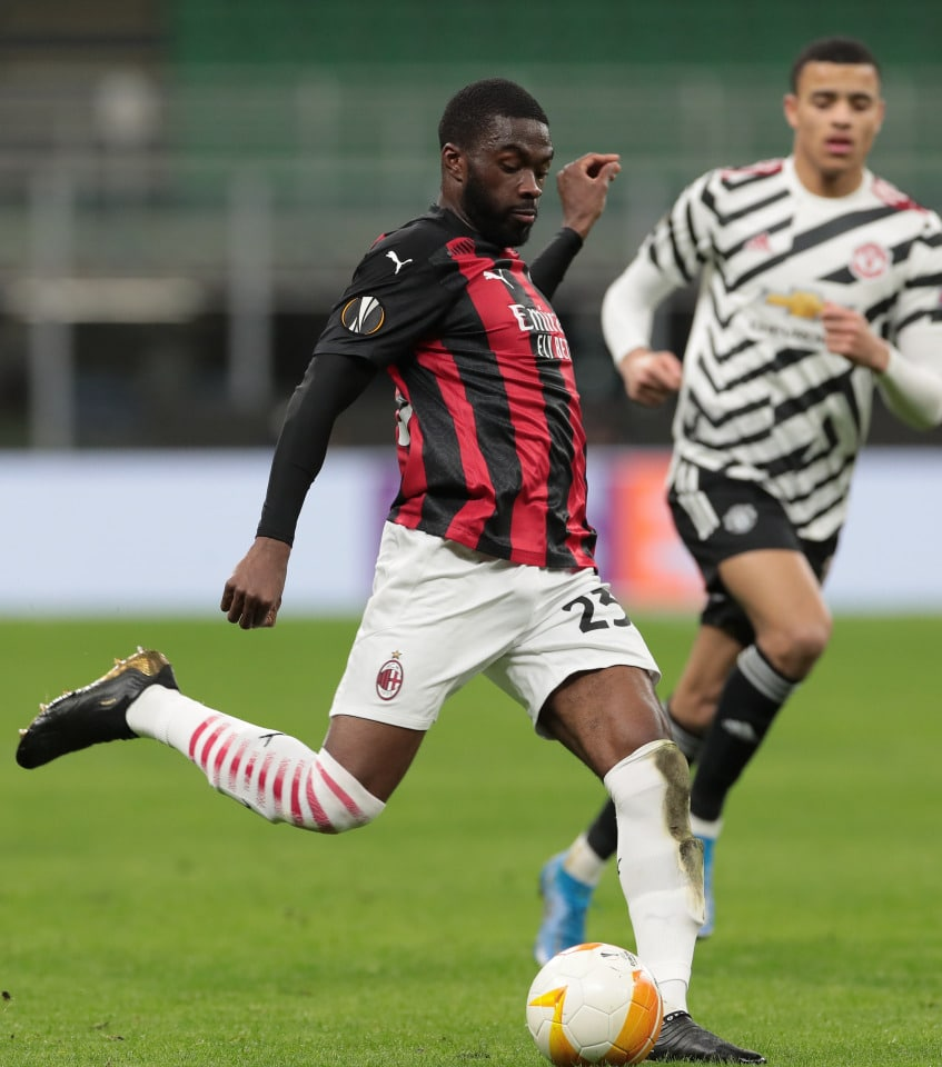 Tomori Set To Join AC Milan In Permanent Deal