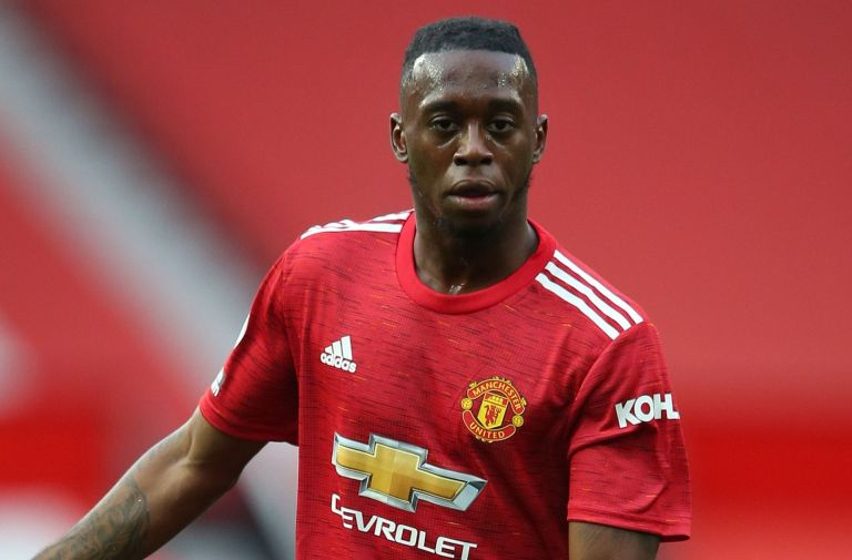 Man United Defender Wan-Bissaka Set To Snub England In Favour Of DR Congo