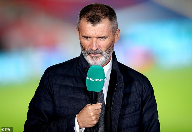 Man United Legend Keane Eager To Become Celtic New Manager