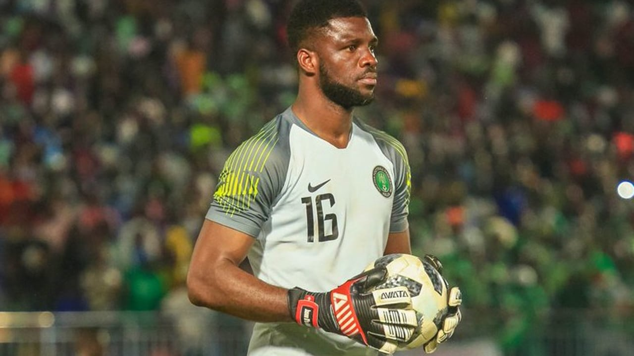 Akpeyi Speaks On Missing Out Of AFCON Qualifiers