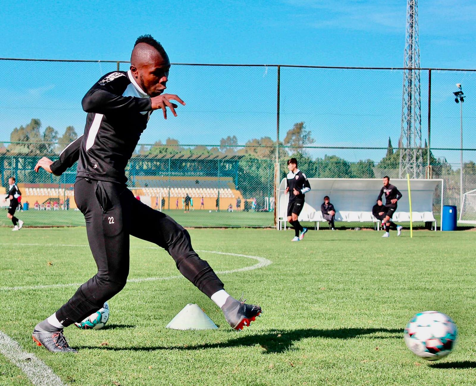 Interview:'Playing For Super Eagles Will Also Be My Goal'— Says Former Golden Eaglets Star, Oduko