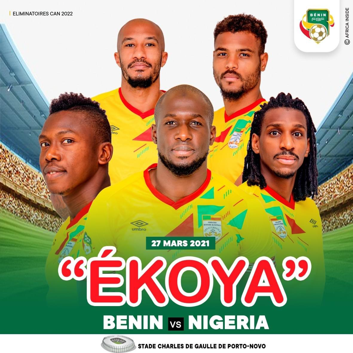 BREAKING: Benin Coach Dussuyer Unveils Final  Squad For Super Eagles Clash