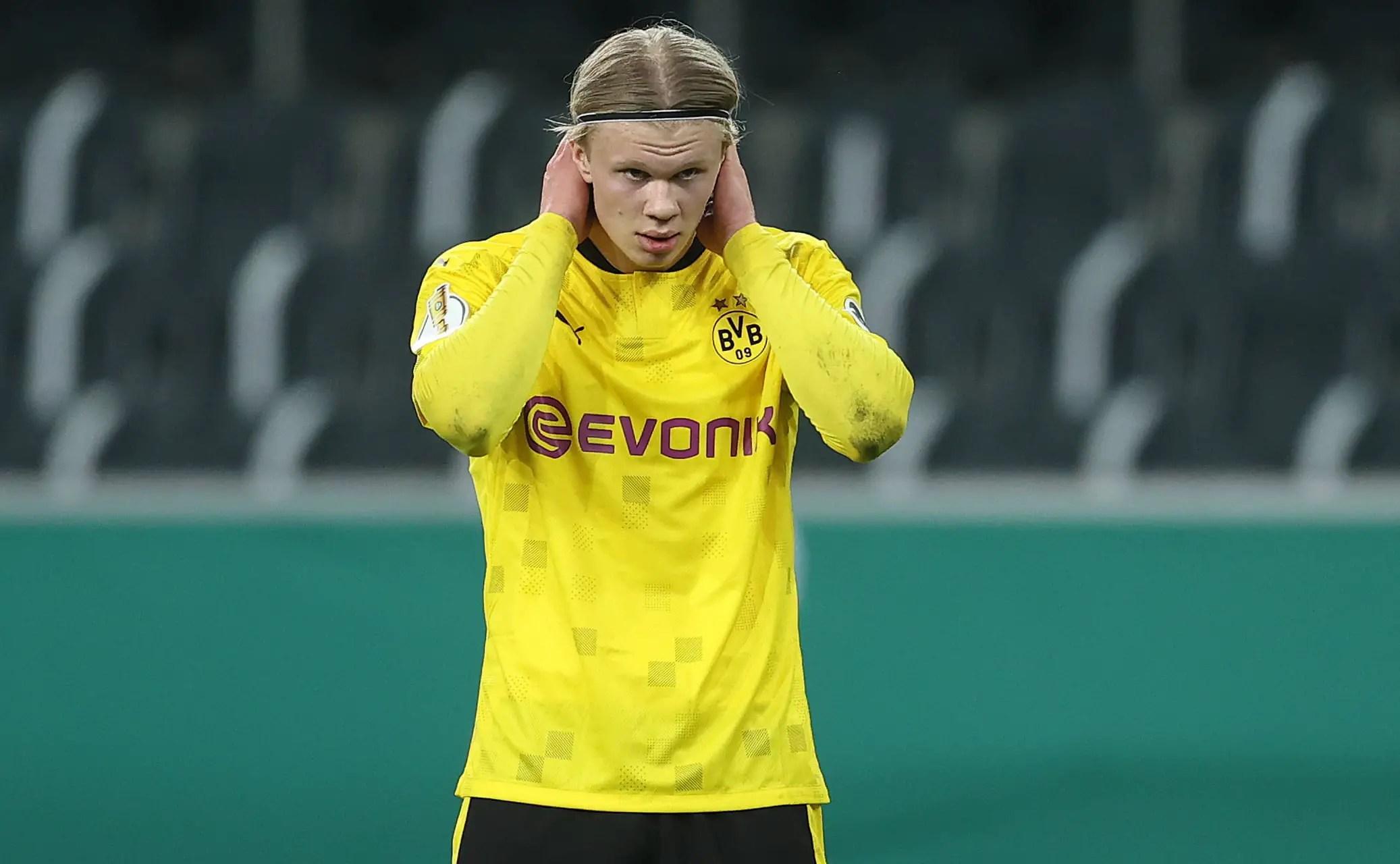 Dortmund Chief  Zorc Debunks Haaland To PSG Rumours
