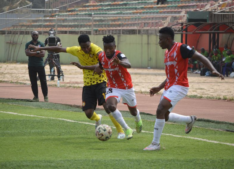 NPFL: Kwara United Stay Top After Draw At Wikki; Rangers Hold Pillars In Kaduna