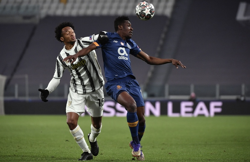Champions League: Sanusi Helps 10-Man Porto Eliminate Ronaldo, Juventus In Dramatic 2nd-Leg Clash