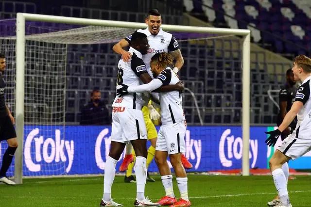 Onuachu Savours Genk's Belgian Cup Win Against Anderlecht