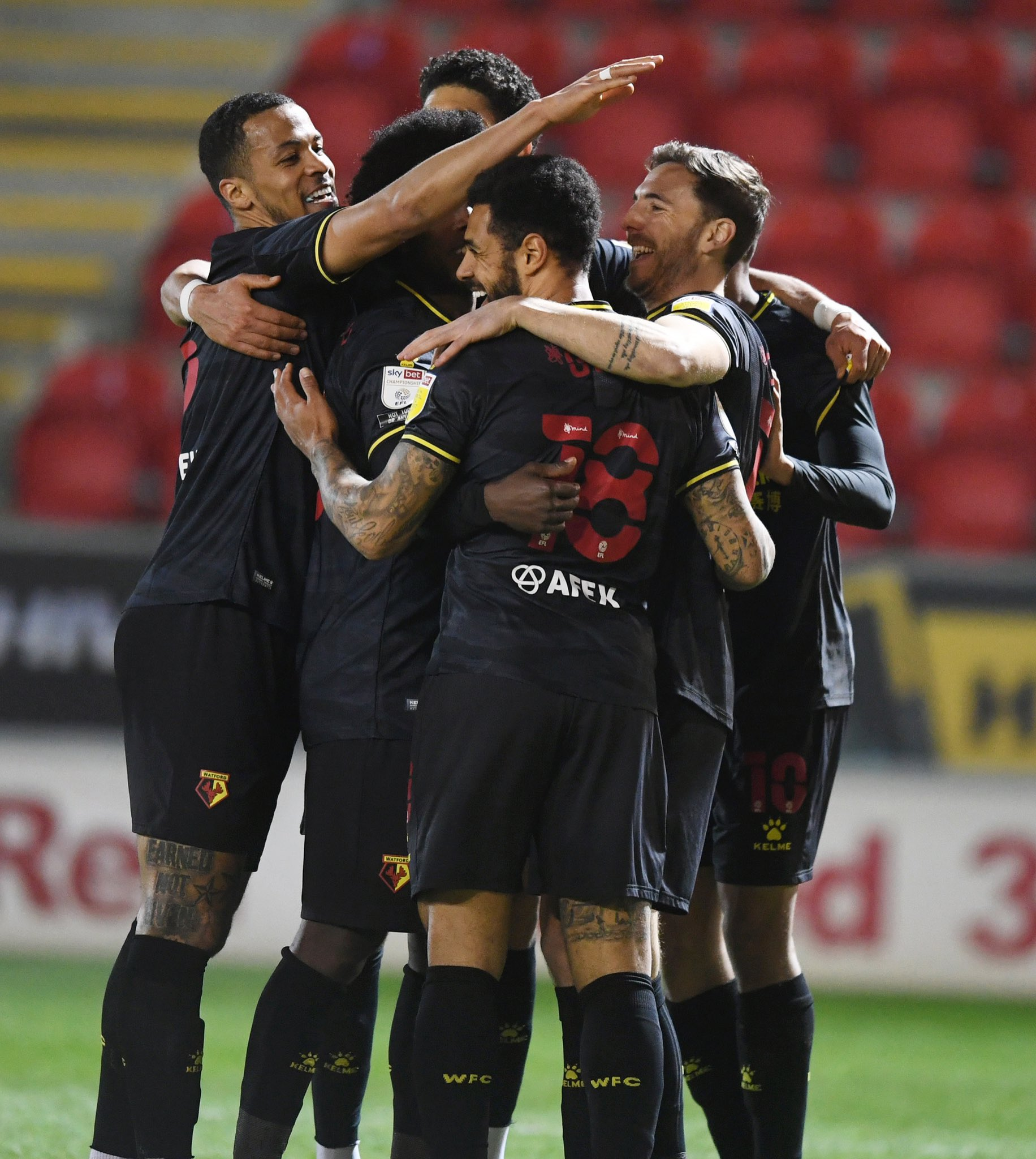 Watford Boss Munoz Hails Troost-Ekong, Teammates 'Superb Performance  In Rotherham Rout