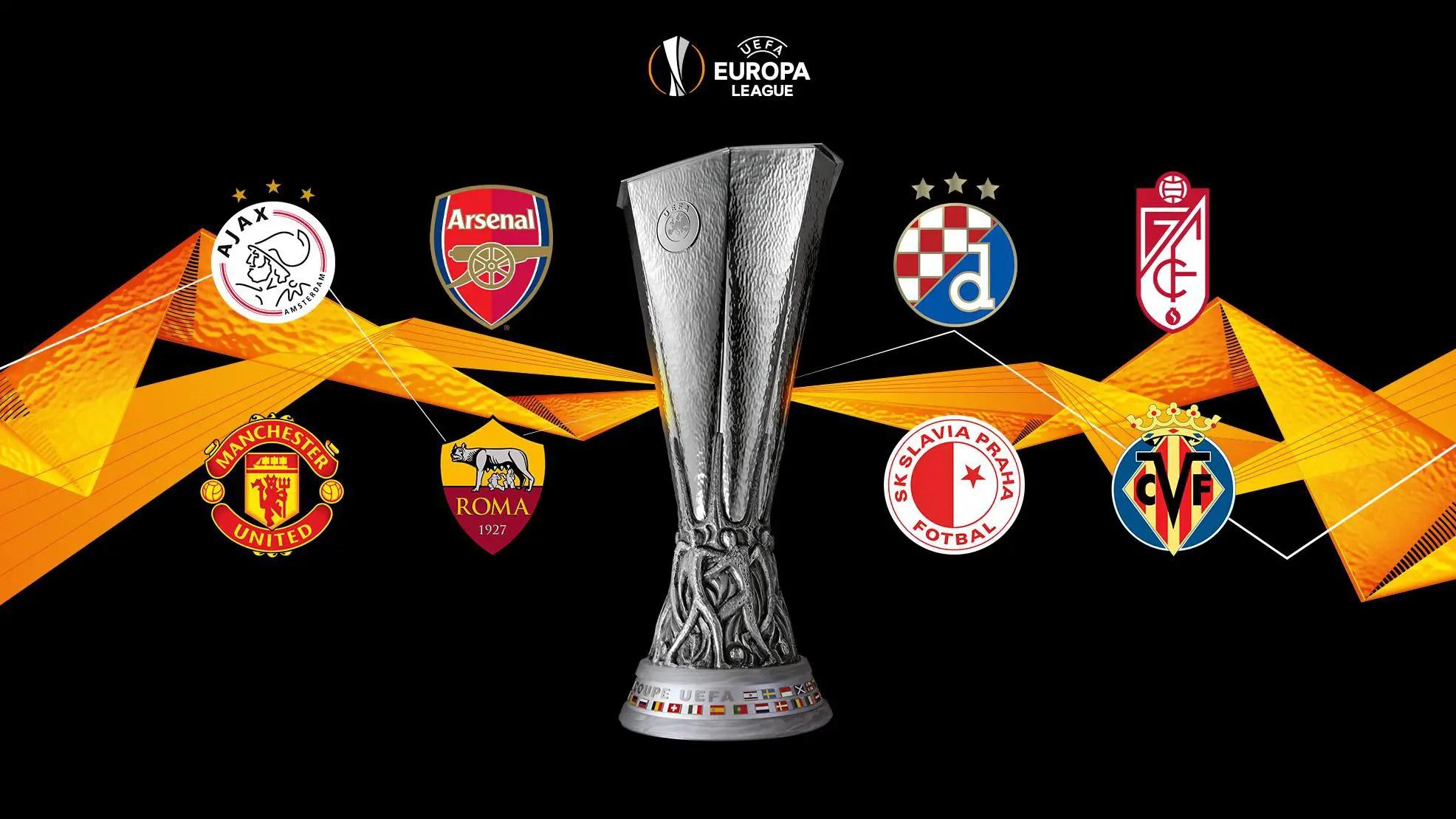 Europa League Draw:  Olayinka's Slavia Prague To Face Arsenal, Chukwueze  Gets Dinamo Zagreb Test In Quarter-Finals