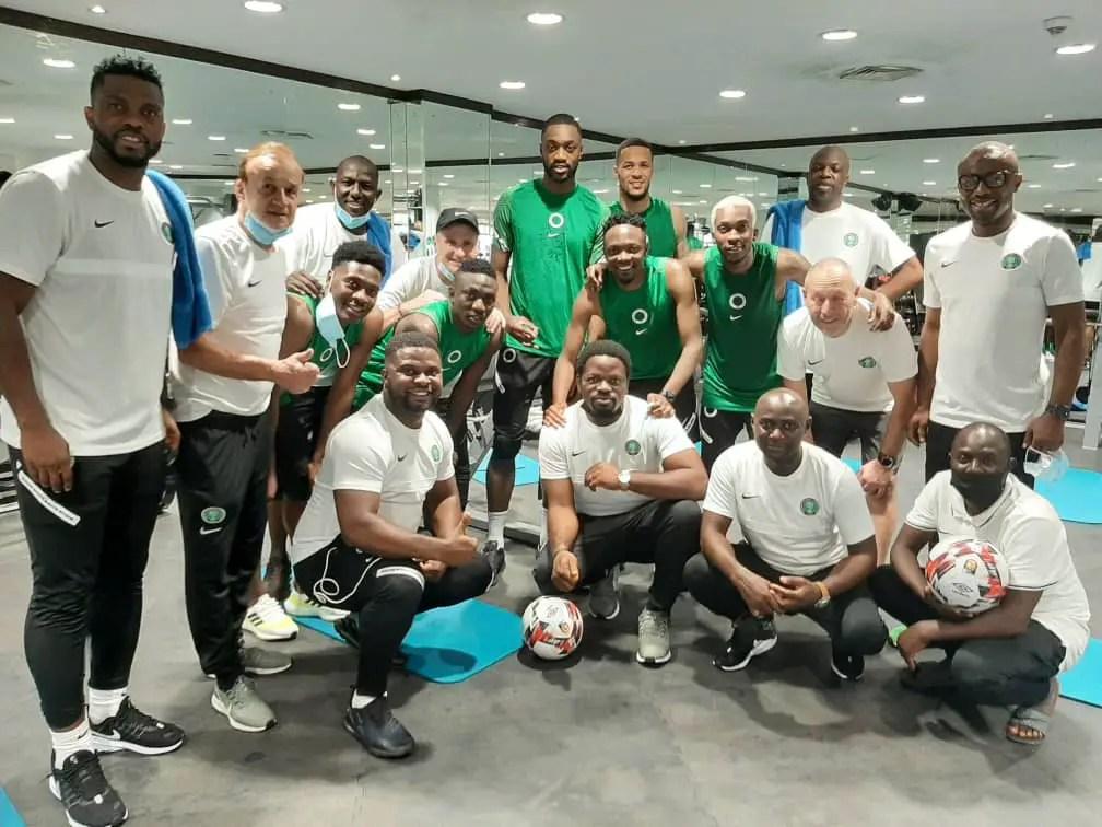 Ndidi, Iheanacho, Troost-Ekong, Iwobi,  Etebo Ruled Out Of 2022 World Cup Qualifiers