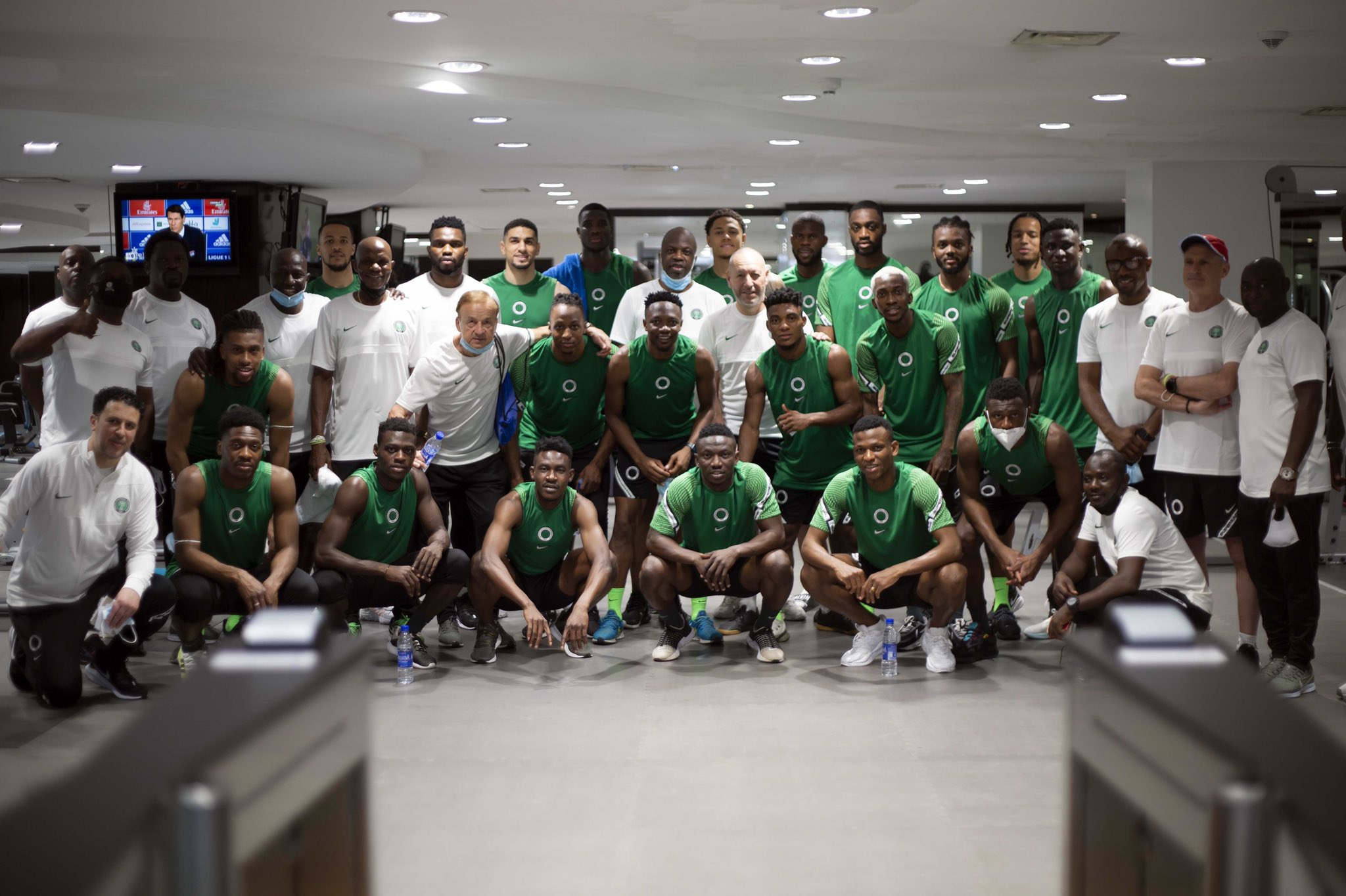 Odegbami: Who Owns Super Eagles – NFF Or Government?
