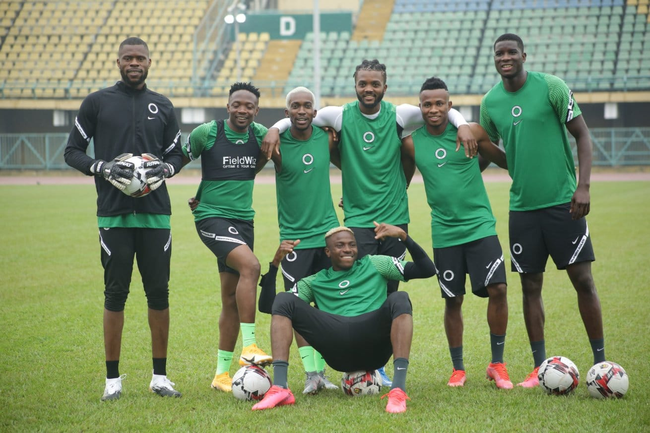 Okoye, Iheanacho, Osimhen Start For Super Eagles Vs Benin