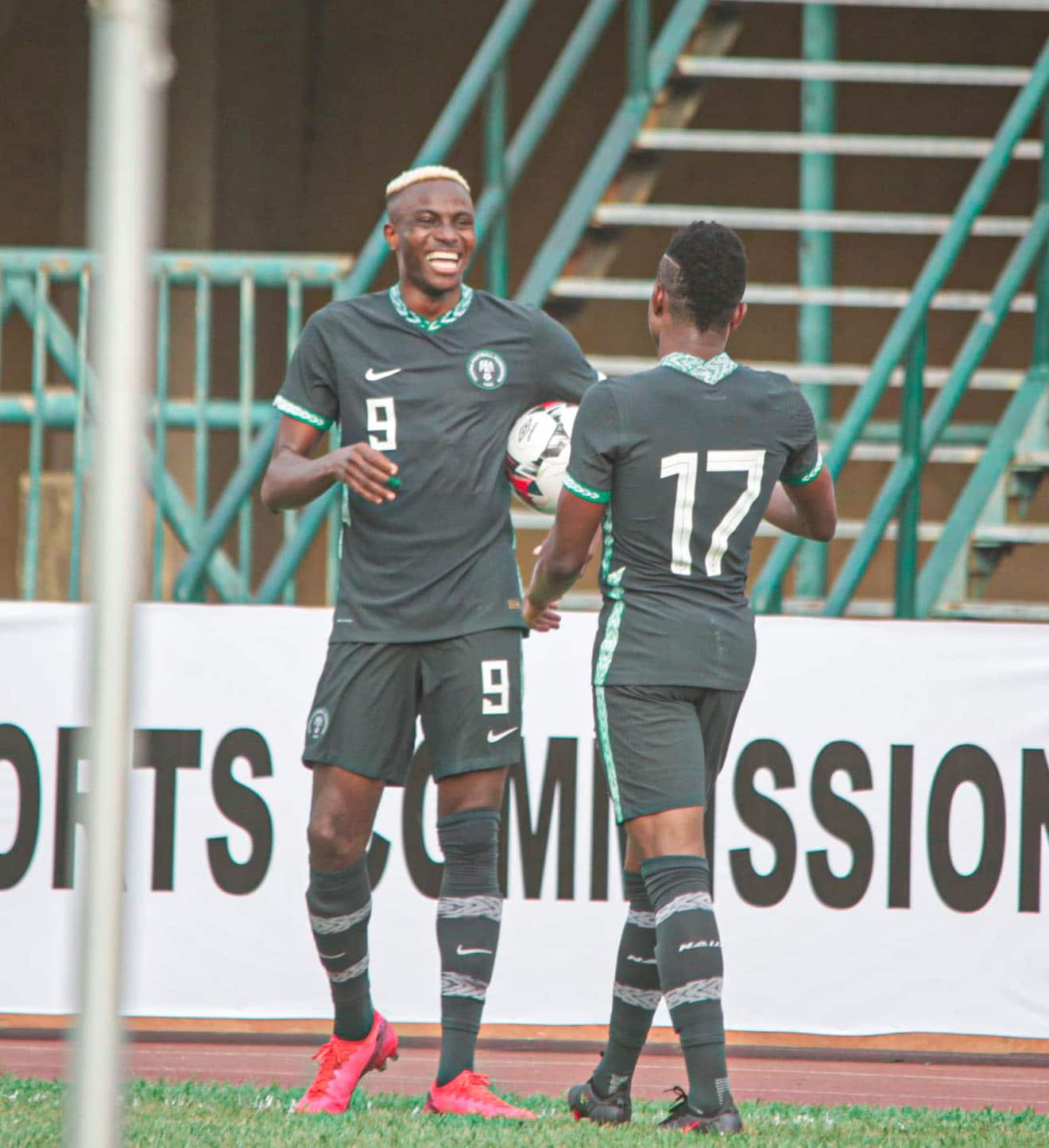Osimhen Named  Man Of The Match In Super Eagles'  Win Vs Lesotho