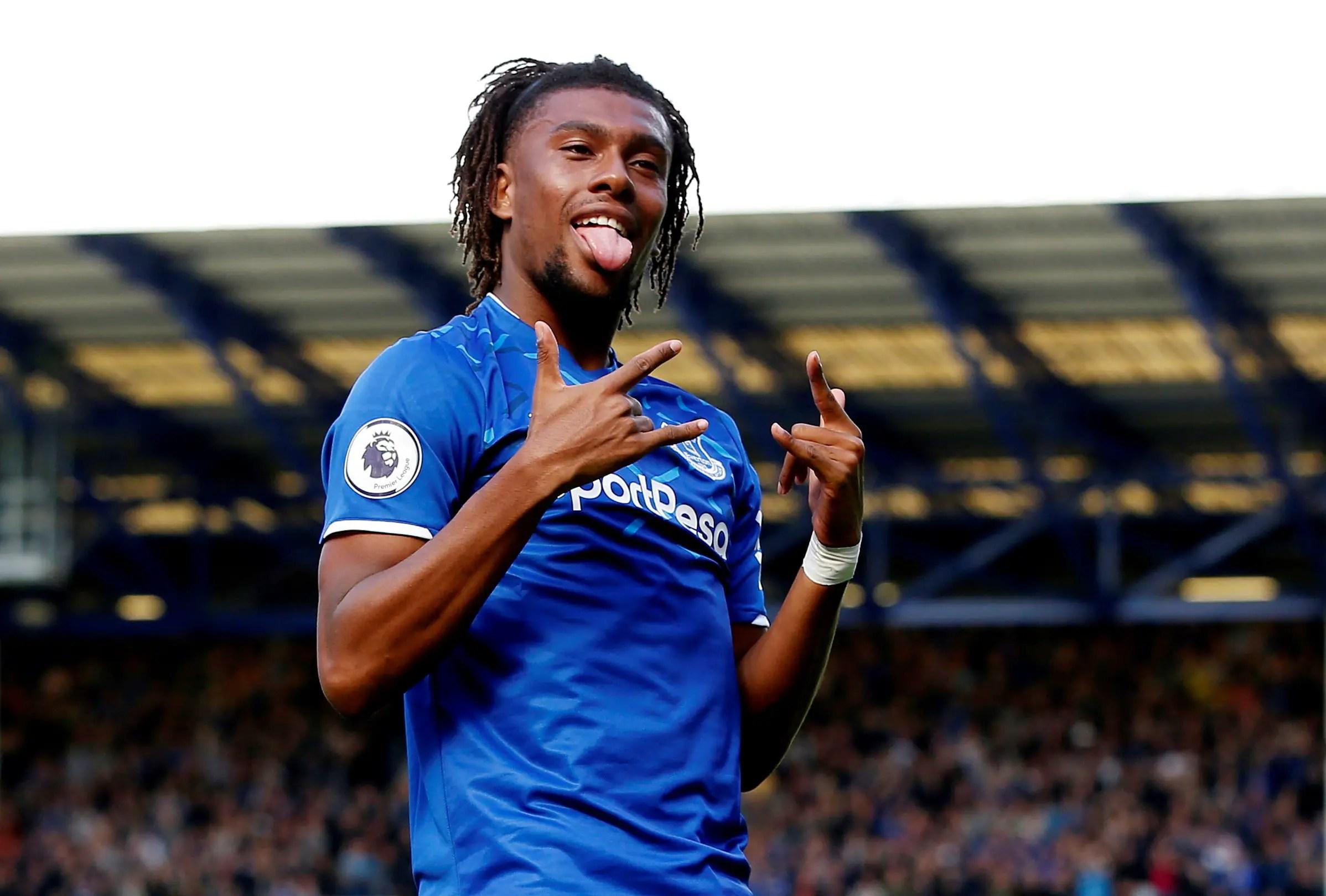 REVEALED: Why Iwobi Struggled To Settle Down At Everton – Okocha