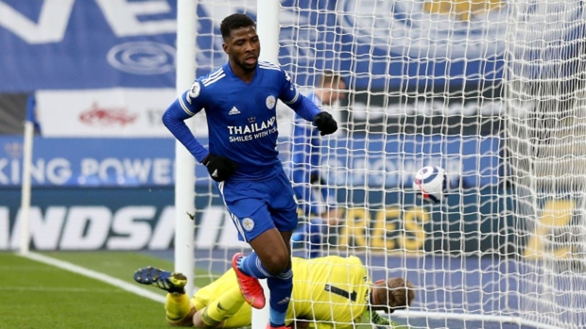 Iheanacho's Never-Say-Die Attitude A Lesson For Aspiring Footballers