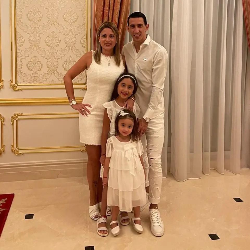 Di Maria's Home Burgled, Family Held Hostage During PSG vs Nantes Game