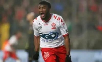 Watching Okocha's Videos Greatly Impacted My Football Career- Terem Moffi