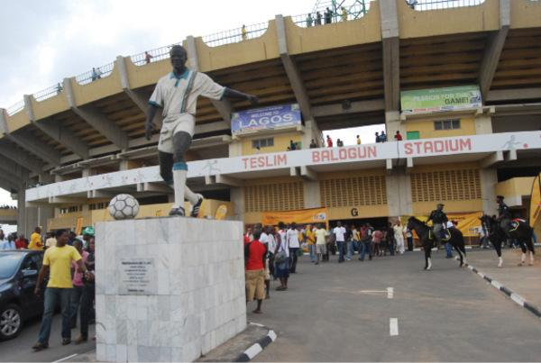 2021 AFCON Qualifier: Lagos To Restrict Vehicular Movement Ahead Tuesday's Nigeria Vs Lesotho Game