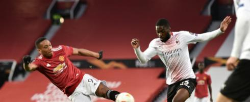 Tomori: AC Milan Could Have Beaten Manchester United