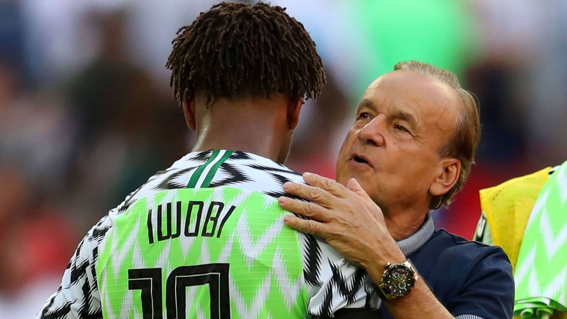 2021 AFCON Qualifiers: Play Me In My Preferred Position – Iwobi Tells Rohr