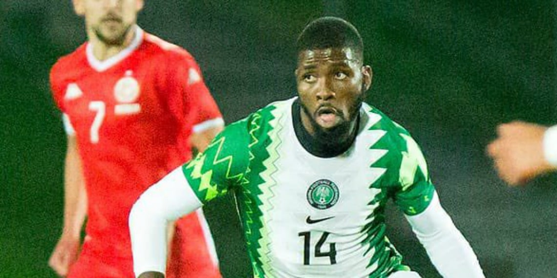 2021 AFCON Qualifiers: Iheanacho Must Spearhead Super Eagles Attack Ahead Of Osimhen – Udeze
