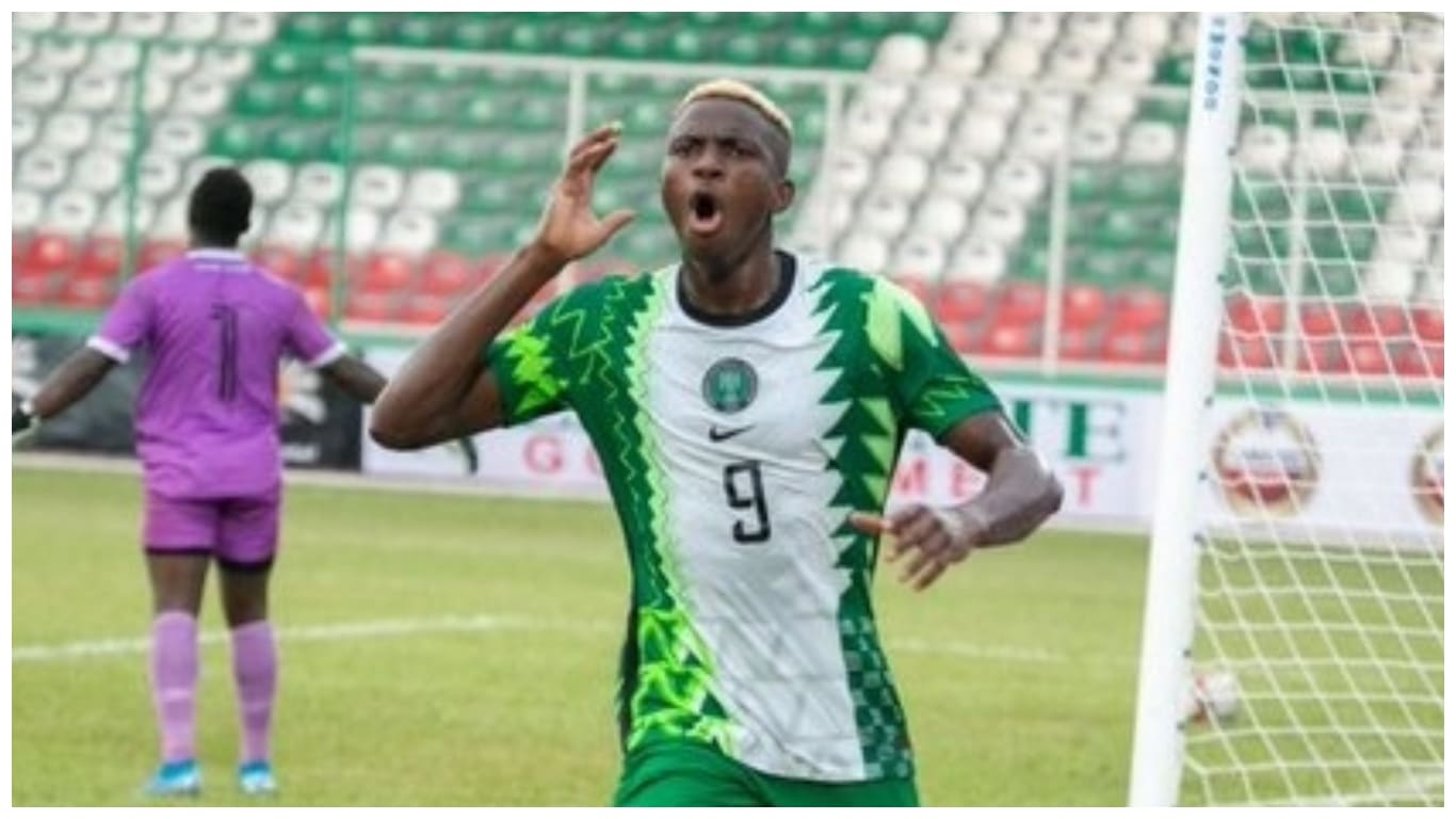 Osimhen Will Bounce Back From Injury Woes- Agali