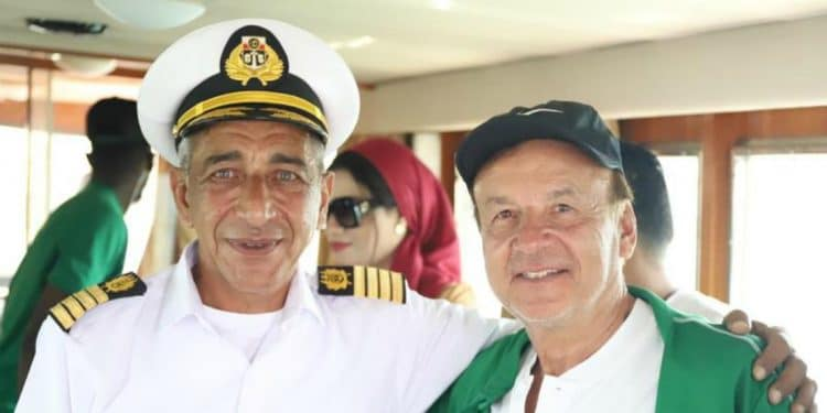 Rohr: Super Eagles Will Enjoy Boat Trip To Benin