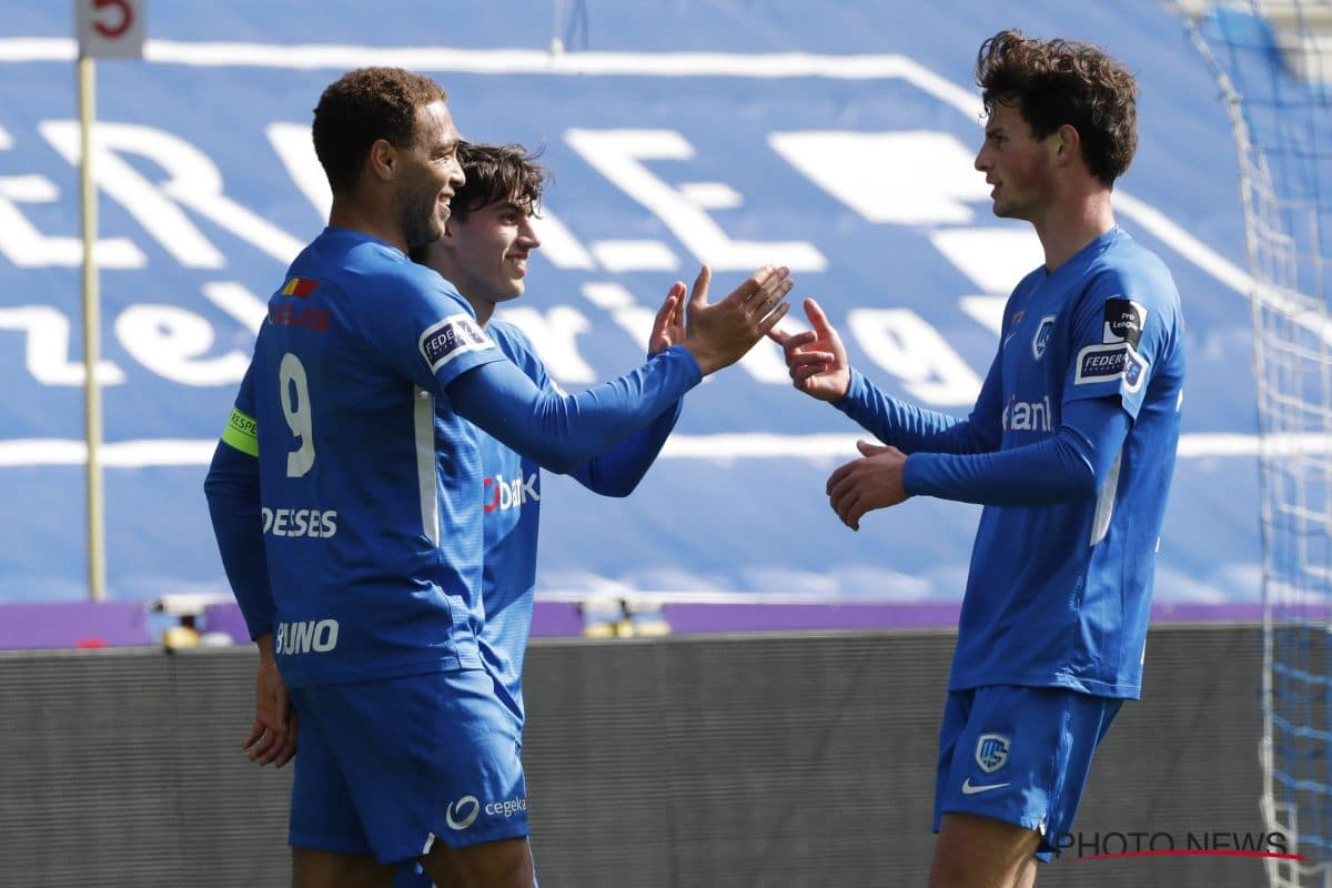 Dessers Nets Five Goals In Genk Friendly Win Vs Westerlo