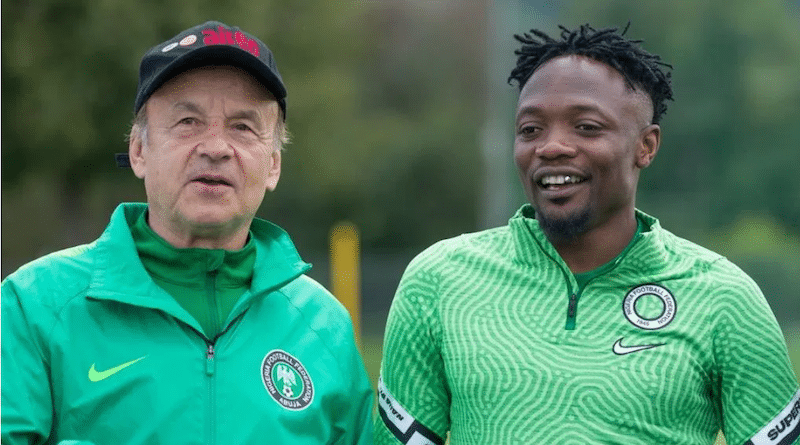 Musa's Appearance Against Lesotho Will Help Him Find New Club – Rohr