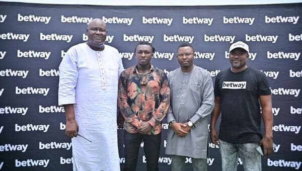 Betway Donates Gym Equipment To Promote Fitness In Ikorodu Community