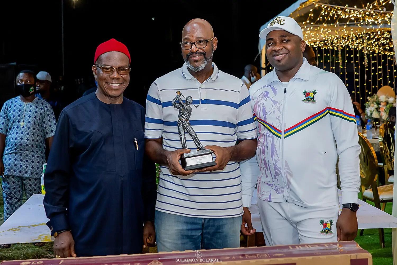 Egbakhumeh Wins Maiden Oba Elegushi Golf Championship
