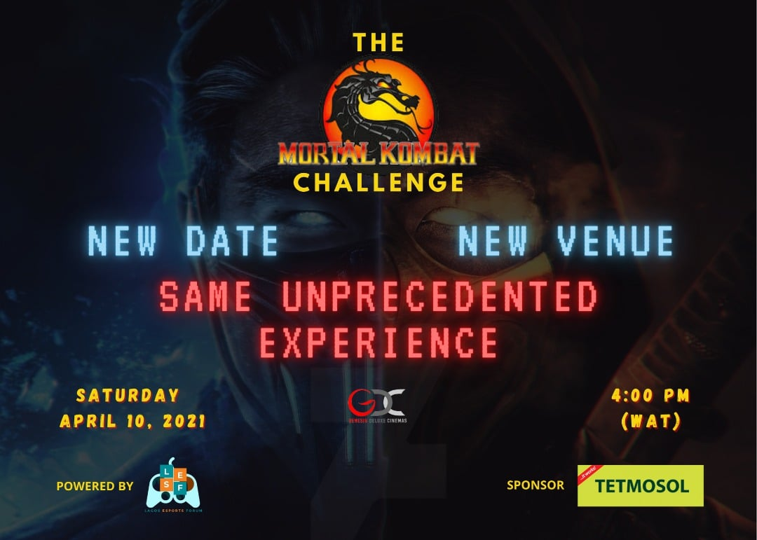 Lagos E-Sports And Tetmosol Create Innovative Gamefied Movie Experience