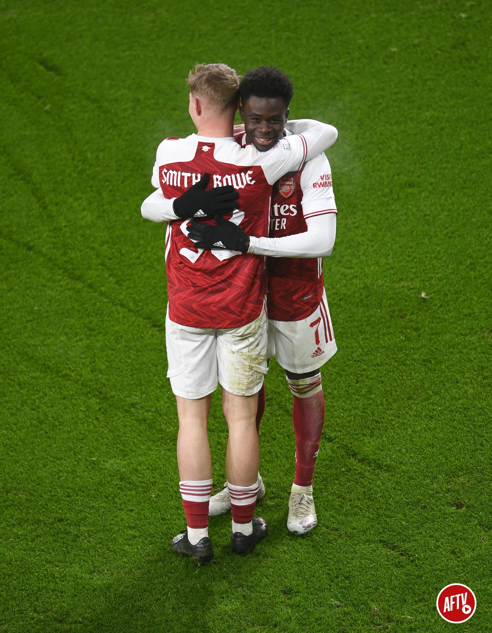 Arsenal Dealt Saka, Smith Rowe Injury   Blow Ahead  Liverpool Clash