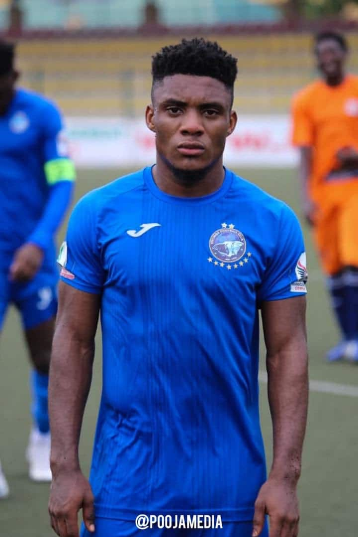 Enyimba Slap €1m Valuation On Anayo Iwuala