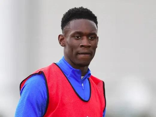 Folarin Balogun Earns First England U-21 Call-Up