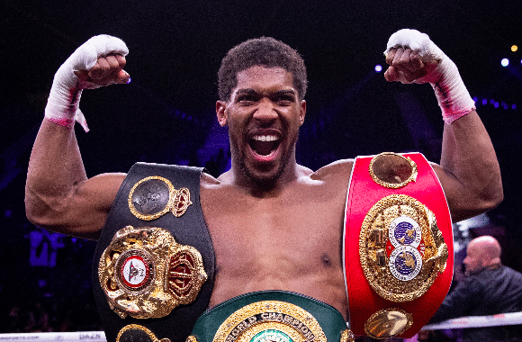 Joshua Ready To Accept Venue Offer For Fury Fight