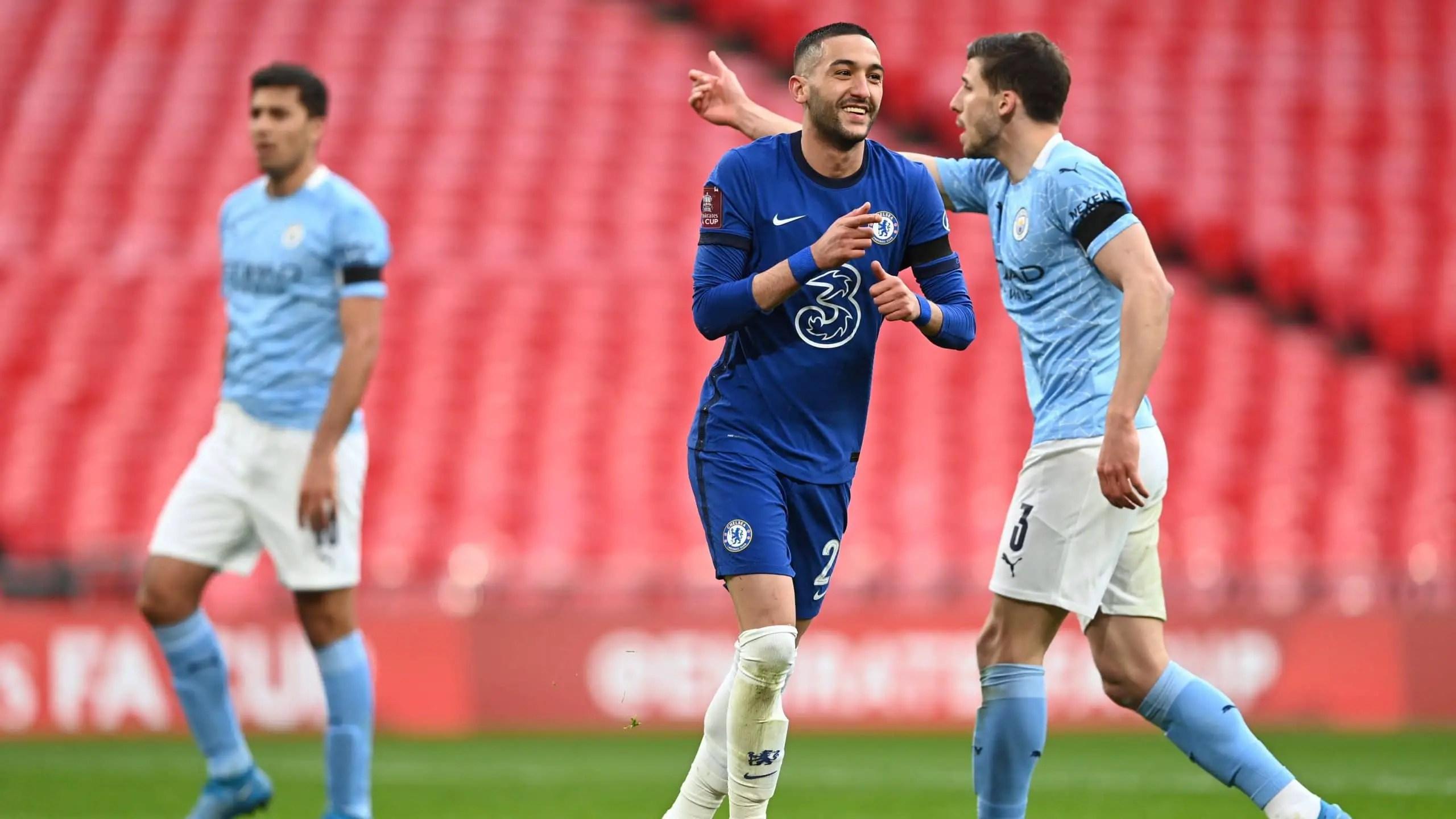 Chelsea Reach FA Cup Final, End Manchester   City's Quadruple Bid