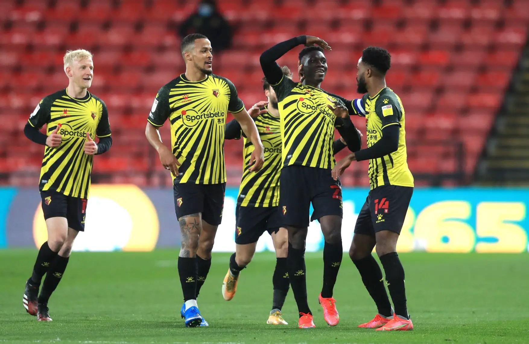 UPDATE: Troost-Ekong, Watford Gain Promotion BackTo Premier League