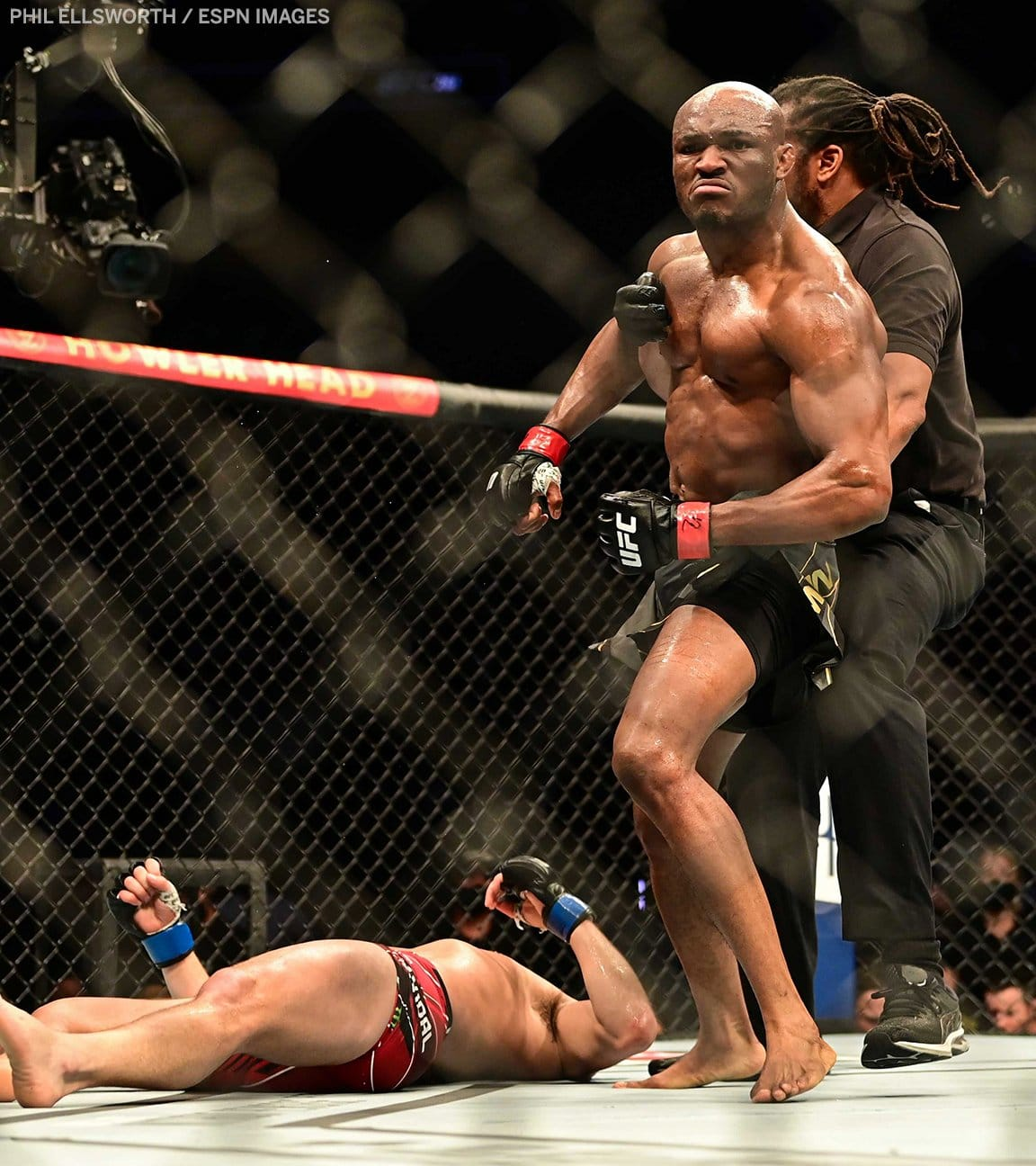 Masvidal: Kamaru Usman Deserves His Win