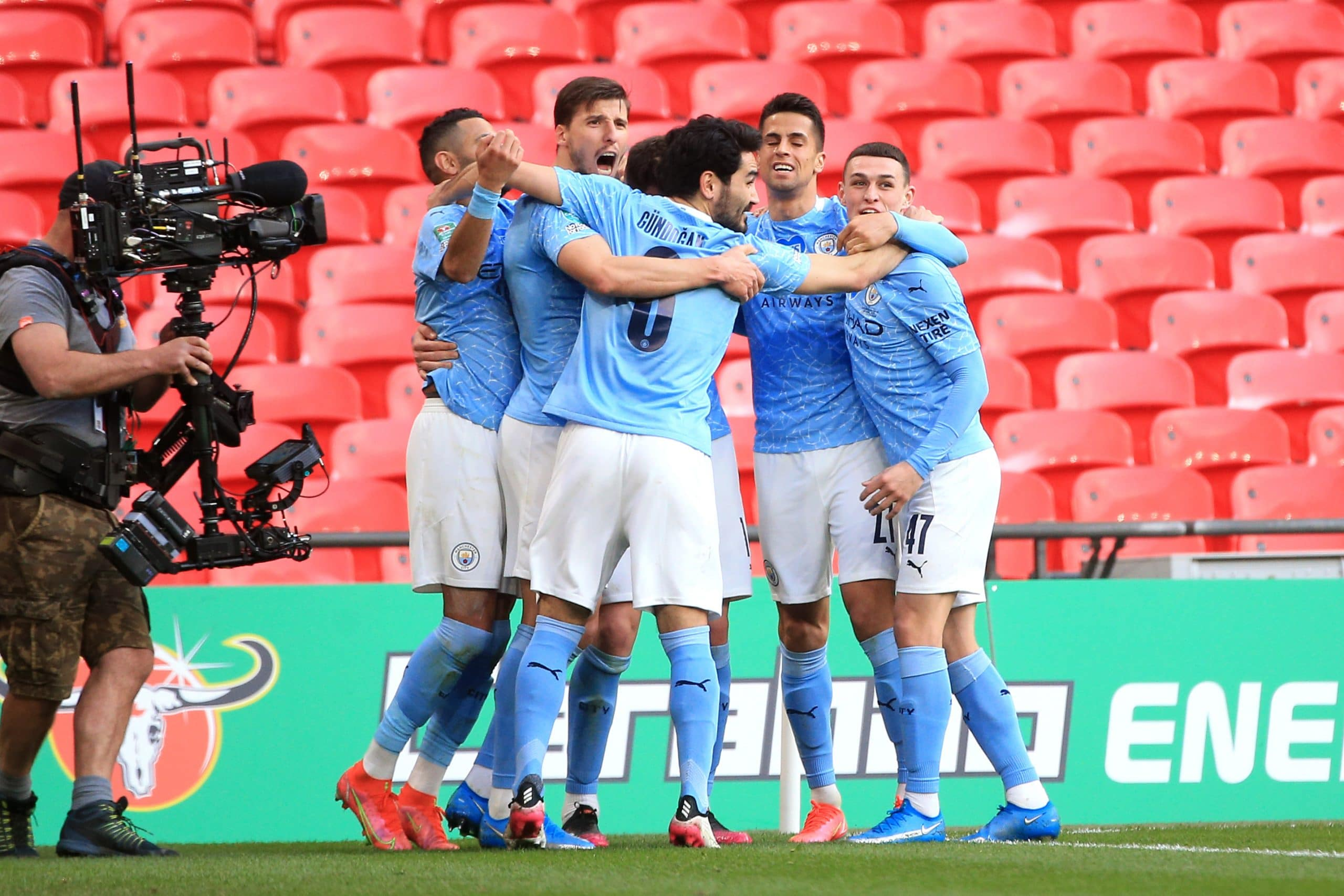 UPDATE: Man City Beat Spurs To Claim Record-Equaling League Cup Wins