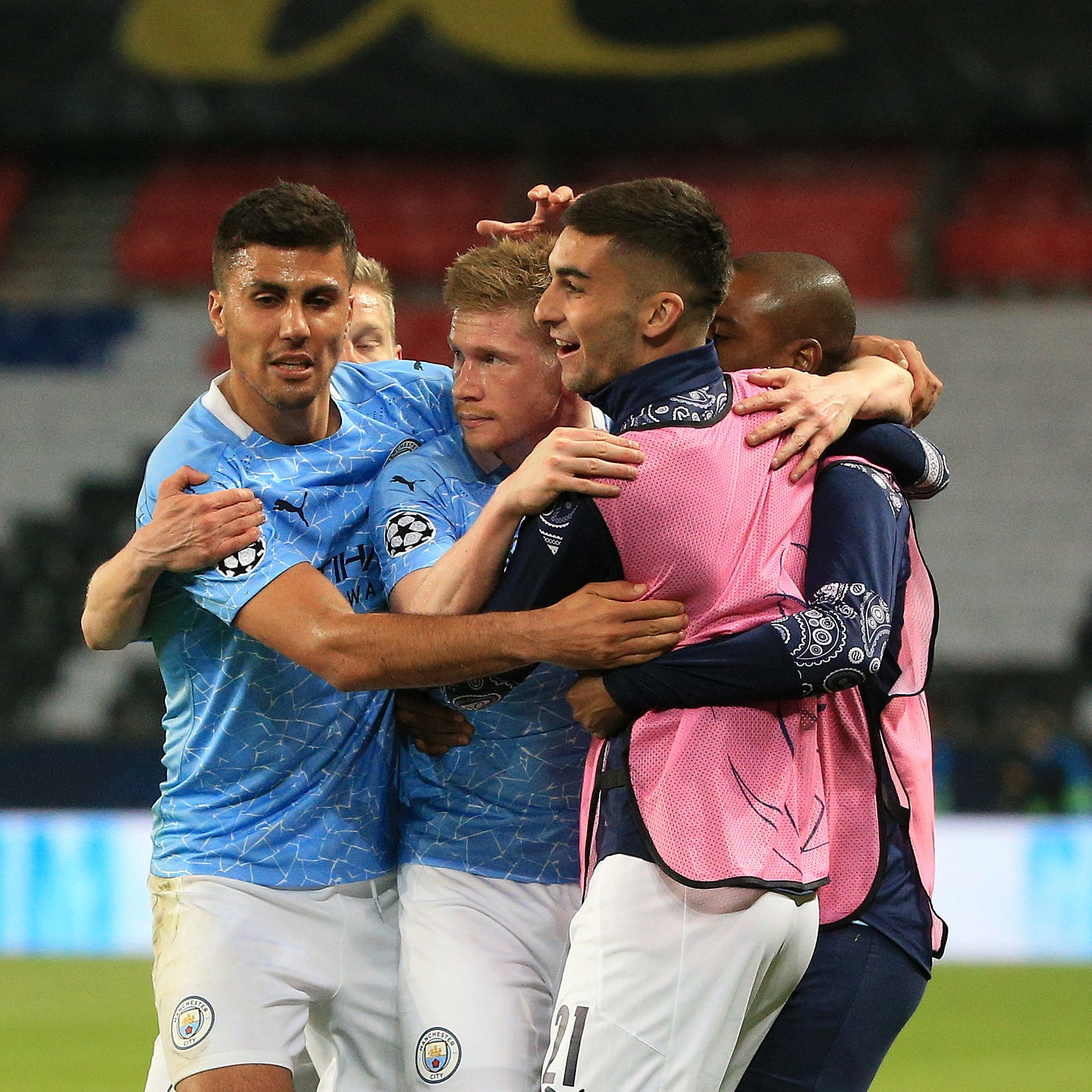 UCL: Manchester City Rally Back To Beat PSG