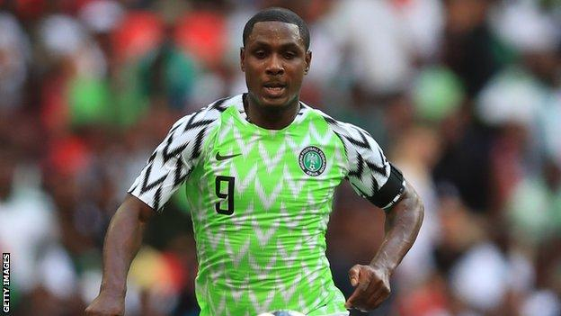 Ighalo Has Nothing To Offer Super Eagles Again -Fashanu