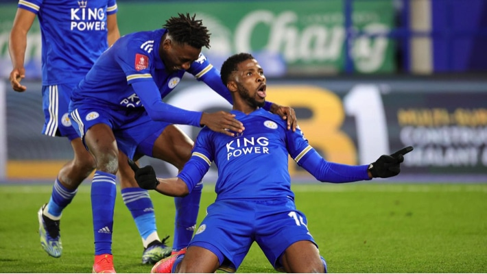 Iheanacho: Nigerian Striker Fast Becoming A Nightmare For Premier League Defenders
