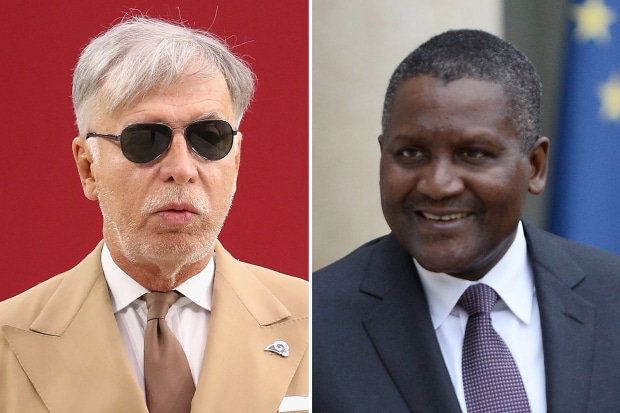 SOS Dangote: Arsenal Fans Beg African Billionaire To Take Over – Read Reasons…