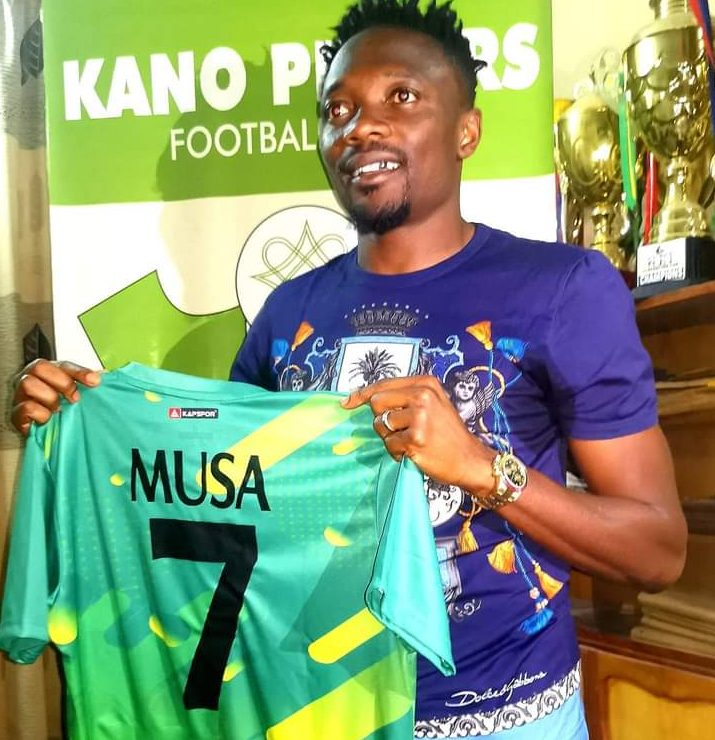 Kano Pillars Must Not Expect Too Much From Musa – Lawal