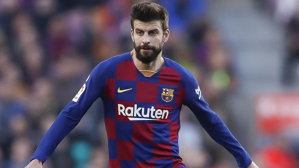 El Clasico: I Hope To Be Fit For Real Madrid Game – Pique