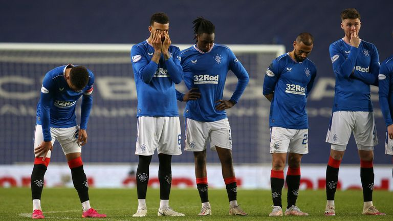 Scottish Cup Q/Finals: Aribo Bags Assist As St Johnstone End Rangers' Double Hopes