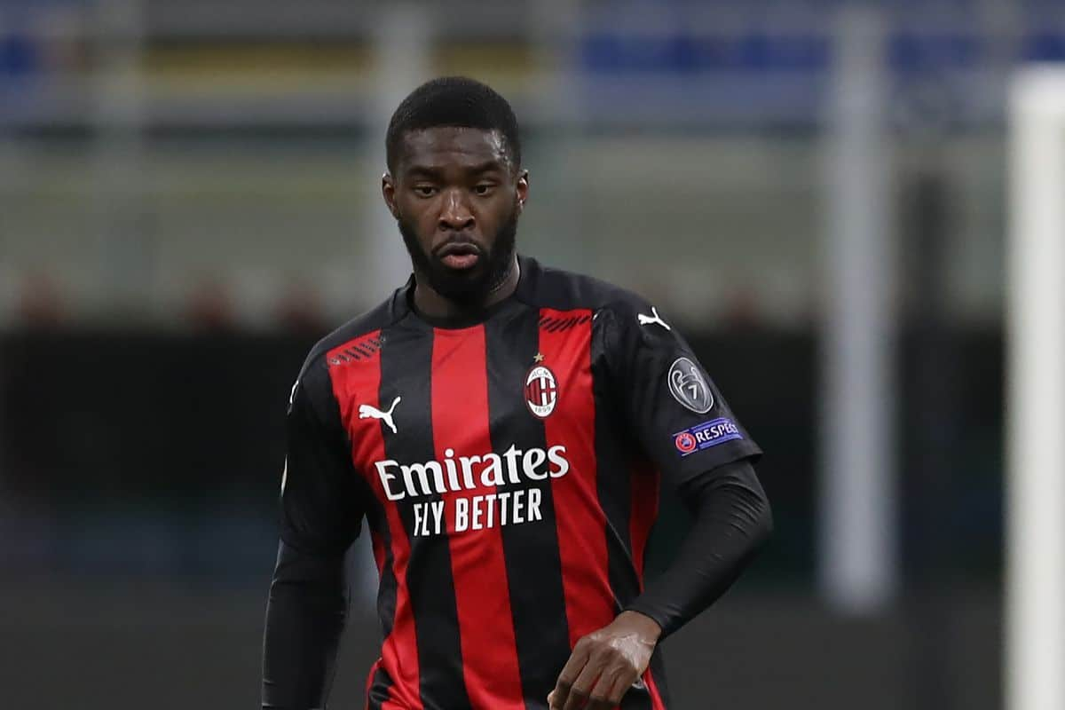 AC Milan Will Do Everything To Sign Tomori Permanently – Pioli